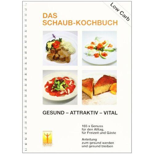 Milly Schaub - Das Schaub-Kochbuch - Preis vom 17.04.2021 04:51:59 h