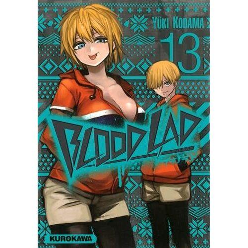 Yûki Kodama - Blood Lad, Tome 13 : - Preis vom 24.02.2021 06:00:20 h