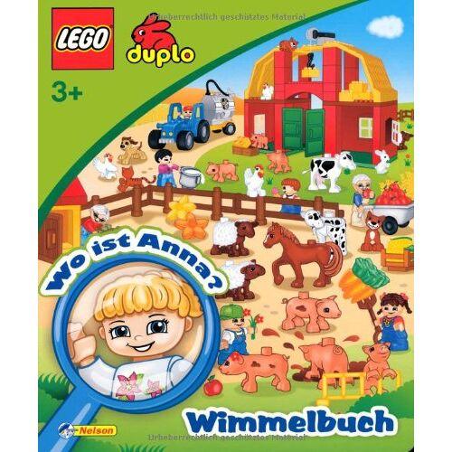 - LEGO Duplo - Wo ist Anna?: Wimmelbuch mit original LEGO DUPLO Figur - Preis vom 19.01.2020 06:04:52 h