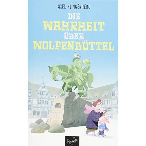 Axel Klingenberg - Die Wahrheit über Wolfenbüttel - Preis vom 18.04.2021 04:52:10 h
