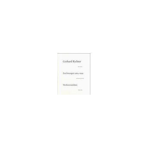 - Gerhard Richter: Zeichnungen 1964-1999. Werkverzeichnis. Franz. /Dt. - Preis vom 14.01.2021 05:56:14 h