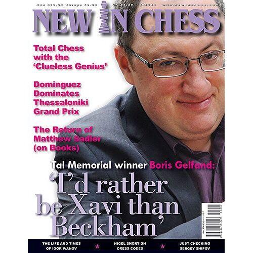 Ten Geuzendam, Dirk Jan - New in Chess 2013 Issue 5 - Preis vom 05.05.2021 04:54:13 h