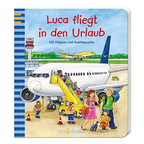 Sonja Fiedler - Luca fliegt in den Urlaub - Preis vom 25.10.2020 05:48:23 h