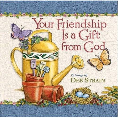 Deb Strain - Your Friendship Is A Gift From God - Preis vom 31.03.2020 04:56:10 h