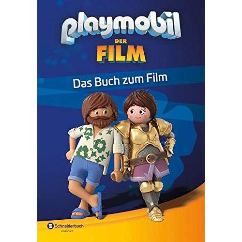 Playmobil - Das Buch zum Film - Preis vom 04.04.2020 04:53:55 h