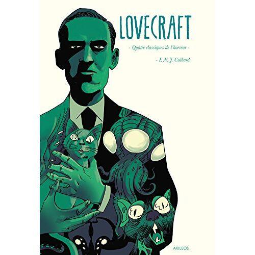 Lovecraft, H. P. - Lovecraft : Quatre classiques de l'horreur - Preis vom 24.06.2020 04:58:28 h