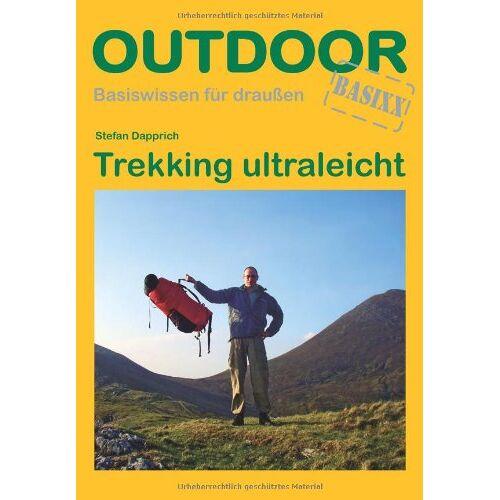 Stefan Dapprich - Trekking ultraleicht - Preis vom 20.10.2020 04:55:35 h