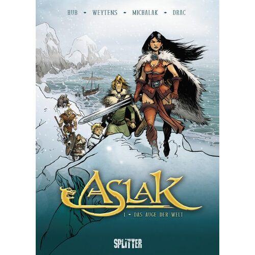 Hub - Aslak Band 01. Das Auge der Welt - Preis vom 21.10.2020 04:49:09 h