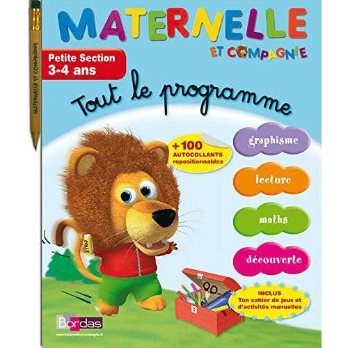 Ginette Grandcoin-Joly - Tout le programme Petite Section 3-4 ans - Preis vom 10.05.2021 04:48:42 h
