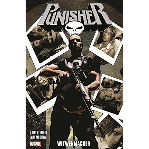 Garth Ennis - Punisher: Witwenmacher - Preis vom 05.09.2020 04:49:05 h