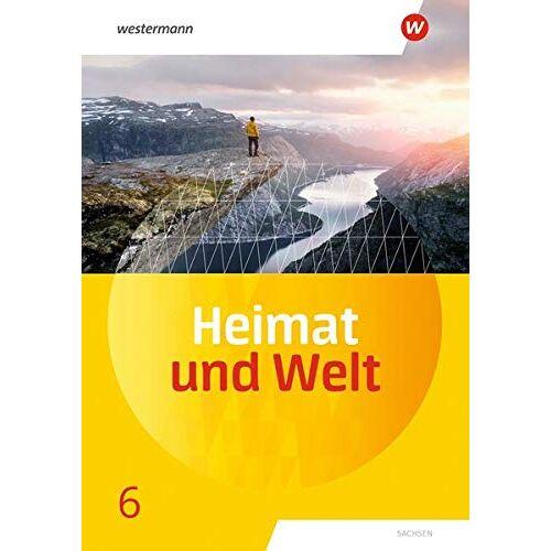 - Heimat und Welt / Heimat und Welt - Ausgabe 2019 Sachsen: Ausgabe 2019 Sachsen / Schülerband 6 - Preis vom 21.10.2020 04:49:09 h