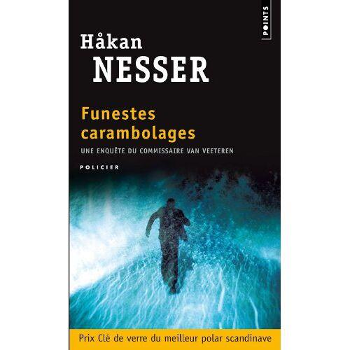 Håkan Nesser - Funestes carambolages - Preis vom 16.01.2021 06:04:45 h
