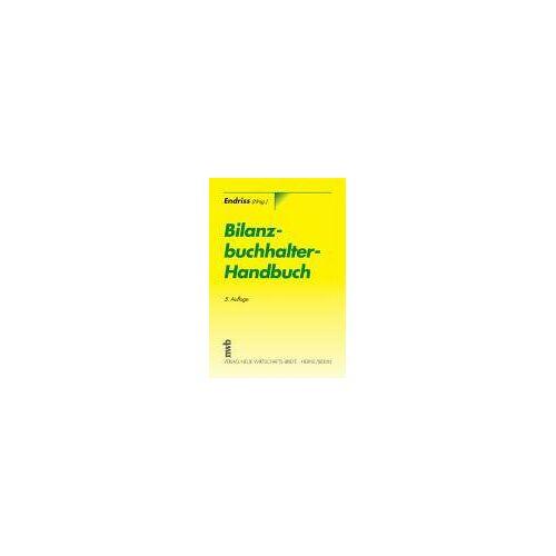 - Bilanzbuchhalter - Handbuch - Preis vom 16.04.2021 04:54:32 h