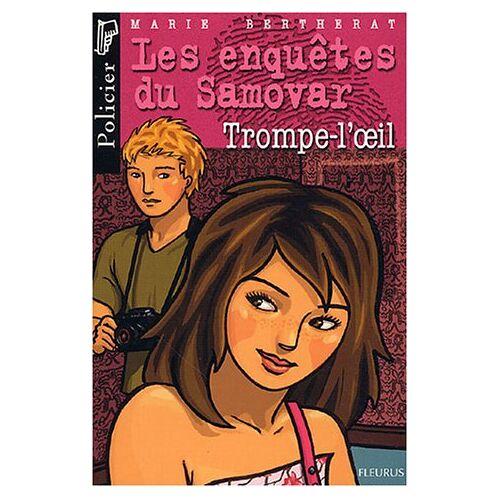 Marie Bertherat - Les enquêtes du Samovar : Trompe-l'oeil - Preis vom 17.01.2021 06:05:38 h