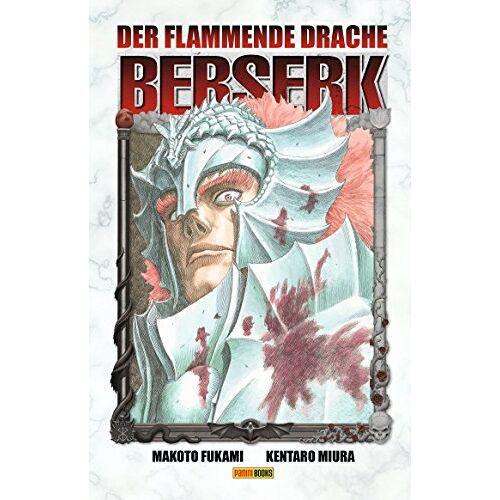 Makoto Fukami - Berserk: Der flammende Drache (Roman) - Preis vom 05.09.2020 04:49:05 h