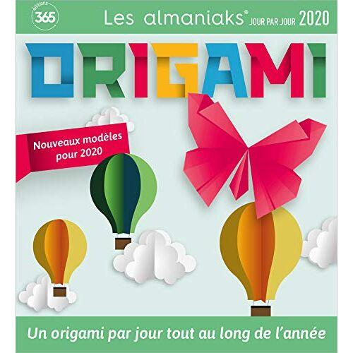 - Almaniak Activités Origami 2020 (ALMANIAKS ACTIVITES) - Preis vom 04.09.2020 04:54:27 h