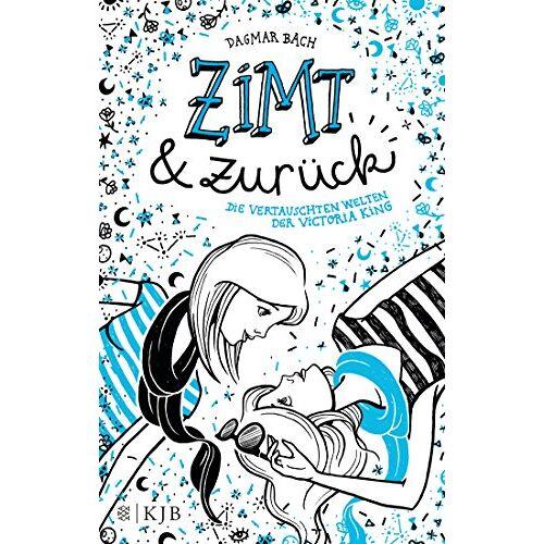 Dagmar Bach - Zimt und zurück: Die vertauschten Welten der Victoria King - Preis vom 14.04.2021 04:53:30 h