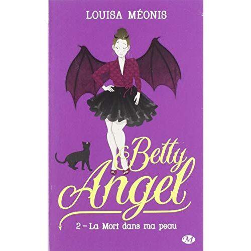 - Betty Angel, Tome 2 : La mort dans ma peau - Preis vom 03.04.2020 04:57:06 h