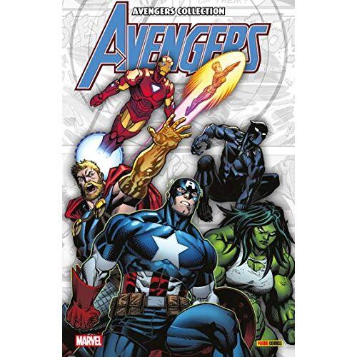 Robbie Thompson - Avengers Collection: Avengers - Preis vom 31.03.2020 04:56:10 h
