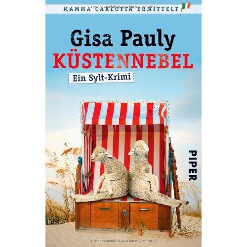 Gisa Pauly - Küstennebel: Ein Sylt-Krimi (Mamma Carlotta) - Preis vom 21.10.2020 04:49:09 h