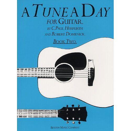 - A Tune A Day: For Guitar (Book 2): Noten für Gitarre - Preis vom 14.01.2021 05:56:14 h