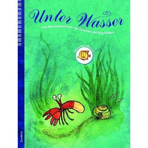 Susanne Hilbert - Unter Wasser, Eine Klaviergeschichte - Preis vom 20.10.2020 04:55:35 h