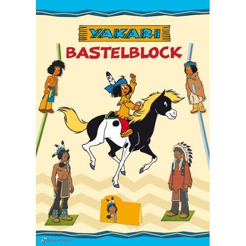 Edition A. Trötsch - Bastelblock Yakari - Preis vom 08.04.2020 04:59:40 h