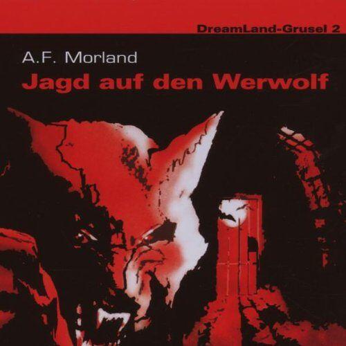 a.F. Morland - Jagd auf den Werwolf, 1 Audio-CD - Preis vom 05.03.2021 05:56:49 h