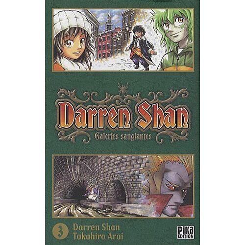 Darren Shan - Darren Shan, Tome 3 : - Preis vom 09.05.2021 04:52:39 h