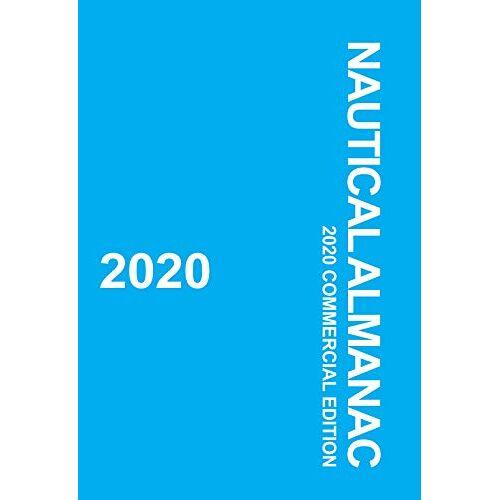 Uk Hydrographic - 2020 Nautical Almanac - Preis vom 09.05.2021 04:52:39 h