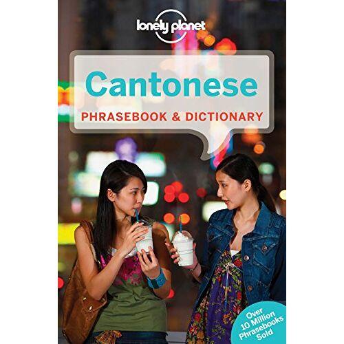 Lonely Planet - Cantonese Phrasebook (Phrasebooks) - Preis vom 14.10.2019 04:58:50 h