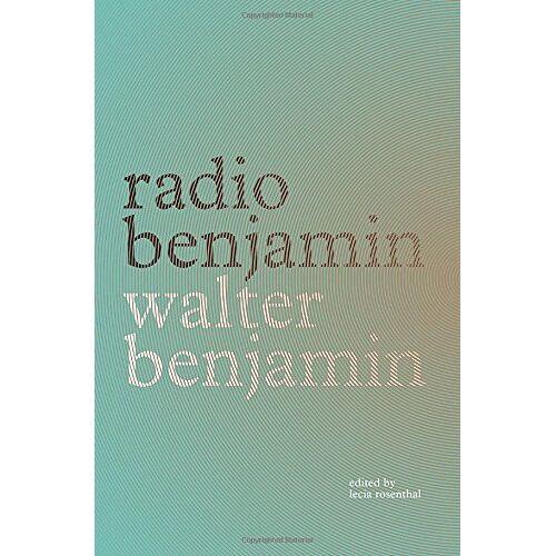 Walter Benjamin - Radio Benjamin - Preis vom 20.10.2020 04:55:35 h