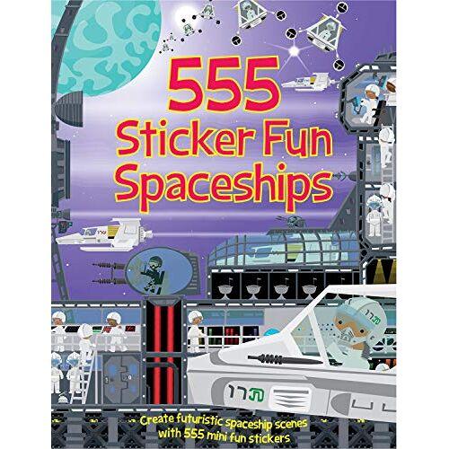 Graham Oakley - 555 Sticker Fun Spaceships - Preis vom 05.09.2020 04:49:05 h