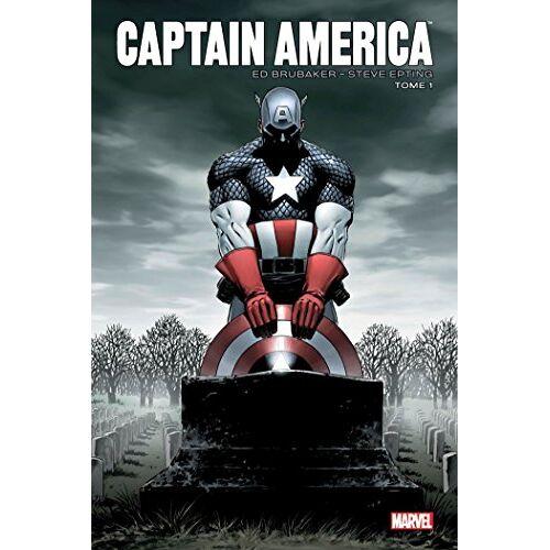 Ed Brubaker - Captain America Par Brubaker Et Epting - Preis vom 20.10.2020 04:55:35 h