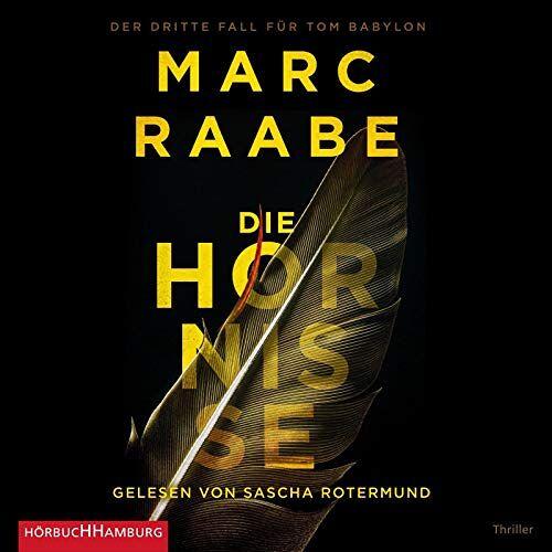 Marc Raabe - Die Hornisse: 2 CDs (Tom Babylon-Serie, Band 3) - Preis vom 14.05.2021 04:51:20 h