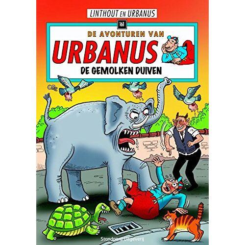 Urbanus - De gemolken duiven (De avonturen van Urbanus, Band 161) - Preis vom 21.01.2021 06:07:38 h