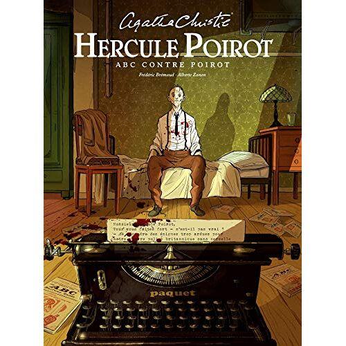 - A.B.C. CONTRE POIROT: Hercule Poirot (Hercule Poirot (Histoire complète)) - Preis vom 20.10.2020 04:55:35 h