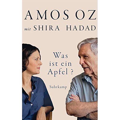Amos Oz - Was ist ein Apfel? - Preis vom 20.10.2020 04:55:35 h