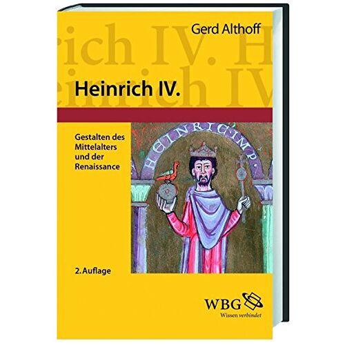 Gerd Althoff - Heinrich IV. - Preis vom 21.10.2020 04:49:09 h