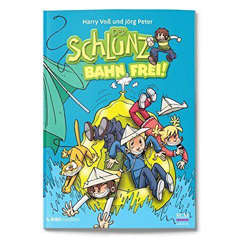 Harry Voß - Bahn frei!: Schlunz-Comic (Der Schlunz) - Preis vom 03.12.2020 05:57:36 h