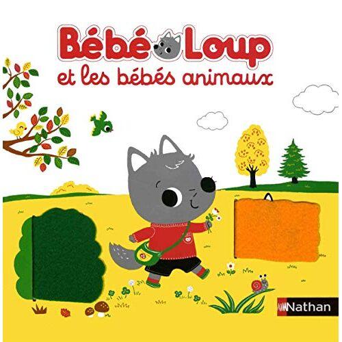 - Bébé Loup, Tome : Bébé Loup et les bébés animaux - Preis vom 06.05.2021 04:54:26 h