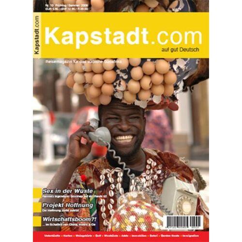 Kapstadt.com - Kapstadt auf gut Deutsch Nummer 10 - Preis vom 07.04.2021 04:49:18 h