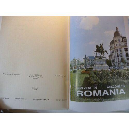 - Bun venit in Romania [sic] =: Welcome to Romania (Romanian Edition) - Preis vom 19.10.2020 04:51:53 h