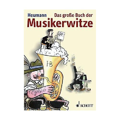 Hans-Günter Heumann - Das große Buch der Musikerwitze - Preis vom 21.10.2020 04:49:09 h