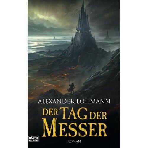 Alexander Lohmann - Der Tag der Messer: Roman - Preis vom 14.01.2021 05:56:14 h