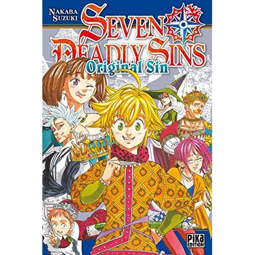 - Seven Deadly Sins - Original Sin (Seven Deadly Sins (0)) - Preis vom 06.09.2020 04:54:28 h