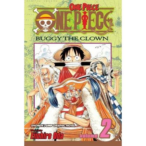 Eiichiro Oda - One Piece, Vol. 2: Buggy The Clown: Buggy the Clown v. 2 - Preis vom 11.12.2019 05:56:01 h