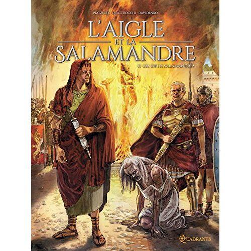 - L'Aigle et la Salamandre T02: Les Deux Salamandres (L'Aigle et la Salamandre (2)) - Preis vom 22.01.2021 05:57:24 h