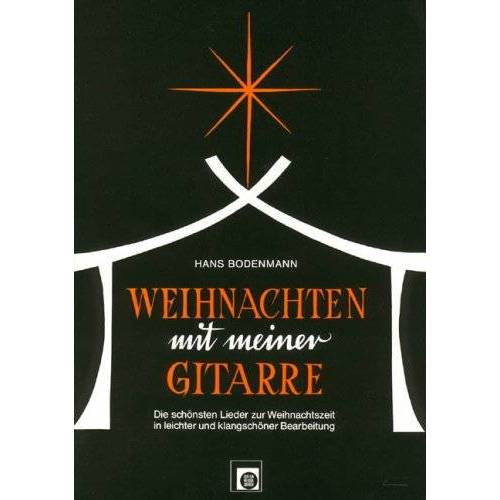 Hans Bodenmann - Weihnachten mit meiner Gitarre - Preis vom 19.10.2020 04:51:53 h