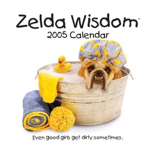 - Zelda Wisdom 2005 Calendar (Zelda) - Preis vom 04.09.2020 04:54:27 h
